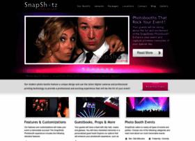 Snapshotzphotobooth.com thumbnail