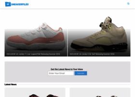 Sneakerfiles.com thumbnail
