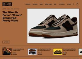 Sneakerfreaker.com thumbnail