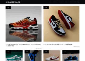 Sneakerwars.jp thumbnail