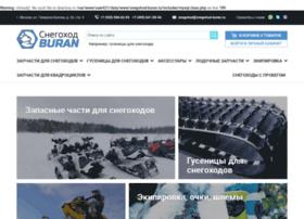 Snegohod-buran.ru thumbnail