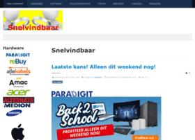 Snelvindbaar.nl thumbnail