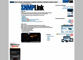 Snmplink.org thumbnail