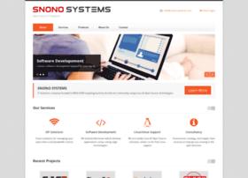 Snono.systems thumbnail