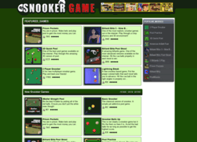 Snooker-game.org thumbnail