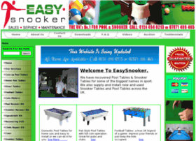 Snooker-solutions.co.uk thumbnail