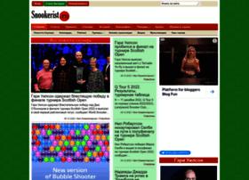 Snookerist.ru thumbnail