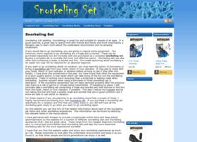 Snorkelingset.net thumbnail