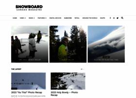 Snowboardcanada.com thumbnail