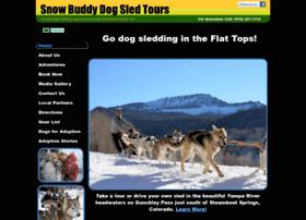 Snowbuddydogsledtours.com thumbnail