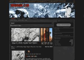 Snowhawkclan.org thumbnail