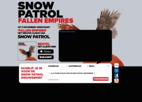 Snowpatrol.nl thumbnail