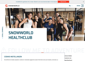 Snowworldhealthclub.com thumbnail