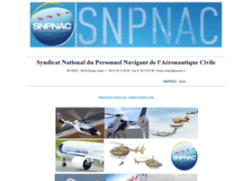 Snpnac.fr thumbnail