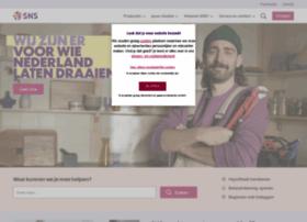 Snsbank.nl thumbnail