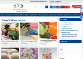 Soap-making.vocational-courses.co.in thumbnail