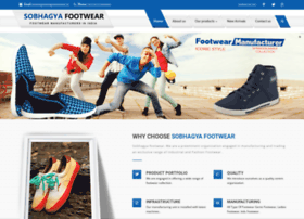 Sobhagyafootwear.in thumbnail