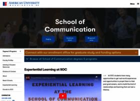 Soc.american.edu thumbnail