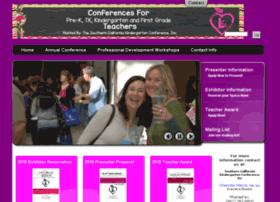 Socalkindergartenconference.org thumbnail