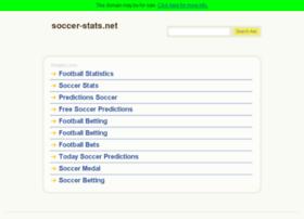 Soccer-stats.net thumbnail