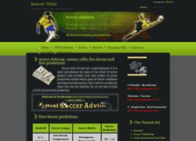 Soccer-stats.org thumbnail