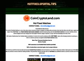 Soccer-tip.sportal.tips thumbnail