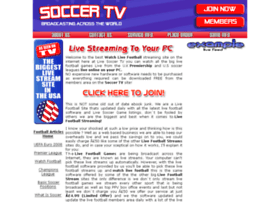 Soccer-tv.us thumbnail