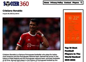 Soccer360.co.uk thumbnail