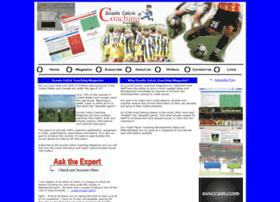 Soccercoachingmagazine.com thumbnail