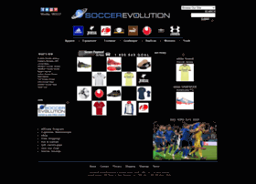 Soccerevolution.com thumbnail