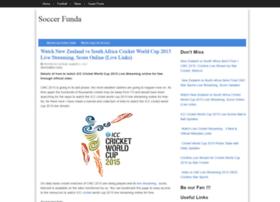 Soccerfunda.net thumbnail