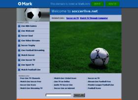 Soccerlive.net thumbnail