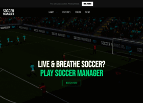 Soccermanager.com thumbnail