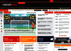 Soccernews.com thumbnail