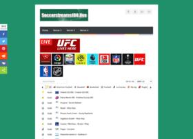 Soccerstreams100.site thumbnail
