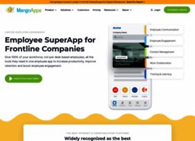 Social-intranet.mangospring.com thumbnail