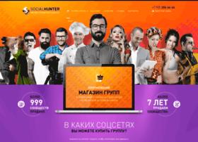 Socialhunter.ru thumbnail