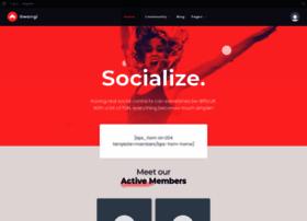 Socializewithus.co.uk thumbnail