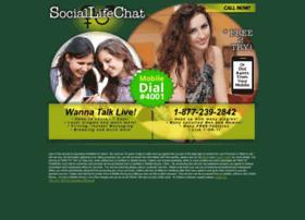 Sociallifechat.ca thumbnail