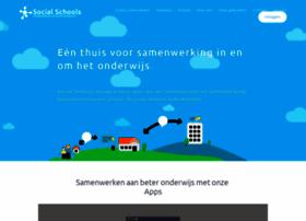 Socialschools.nl thumbnail