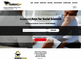 Socialsciences.academickeys.com thumbnail