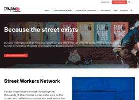 Socialstreetwork.org thumbnail
