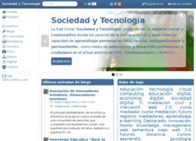 Sociedadytecnologia.org thumbnail