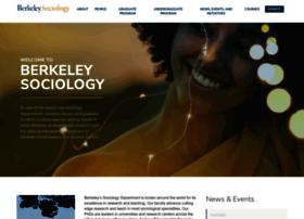 Sociology.berkeley.edu thumbnail