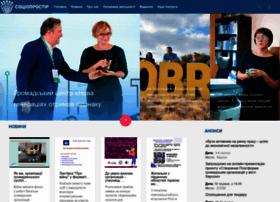 Socioprostir.org.ua thumbnail