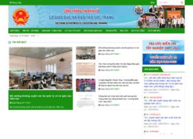 Soctrang.edu.vn thumbnail