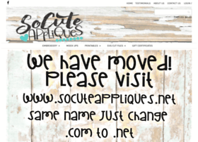 Socuteappliques.com thumbnail