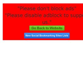 Softbookmark.info thumbnail