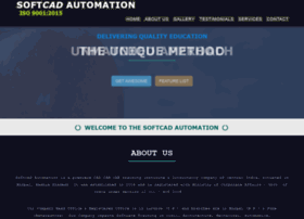 Softcadautomation.in thumbnail