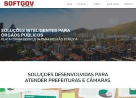 Softgov.com.br thumbnail